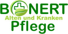 Bonert Pflege Logo